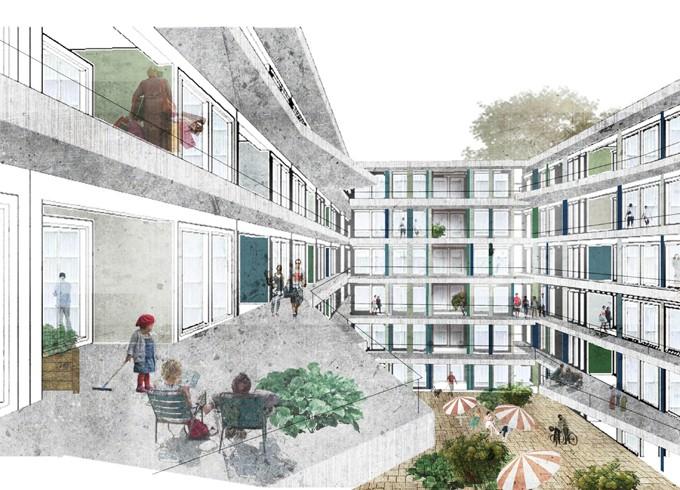 Thumbnail for Machbarkeitsstudie - Campus Ohlauer Straße
