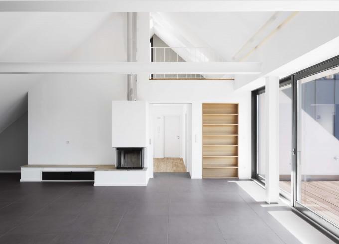 Thumbnail for Ein Dachgeschossausbau in Berlin-Wilmersdorf