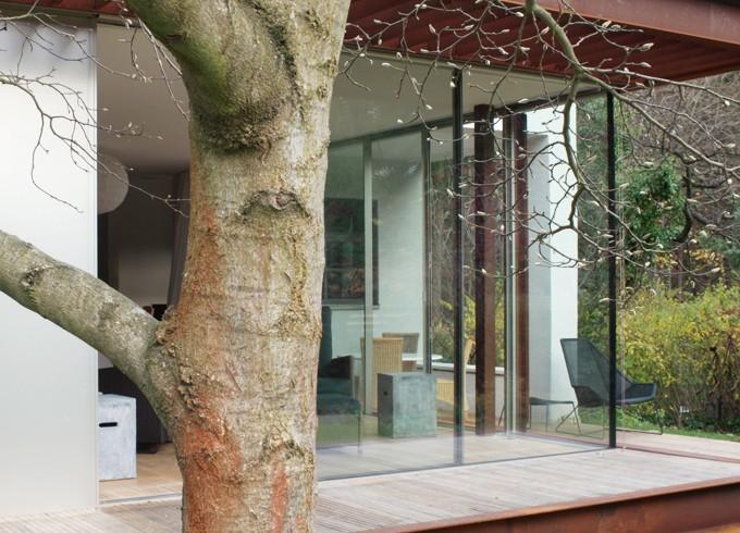 Thumbnail for Ein kleines Waldhaus wird zu einem Berliner Landhaus