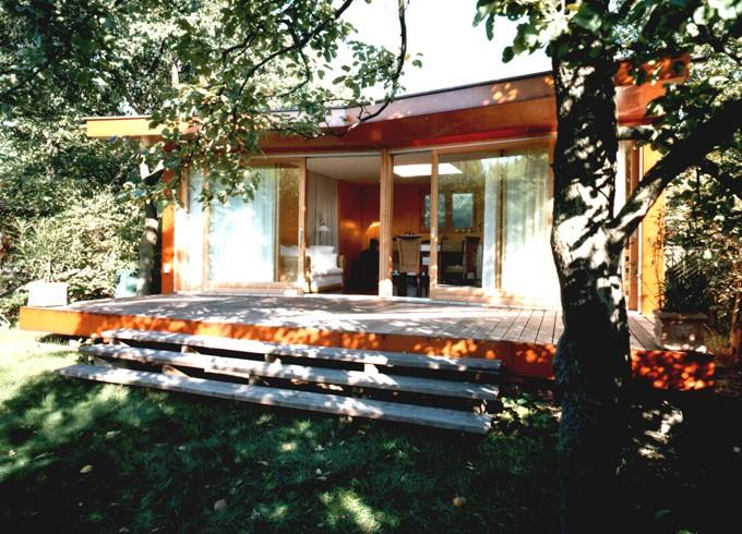 Thumbnail for Ein Sommerhaus in der Stadt