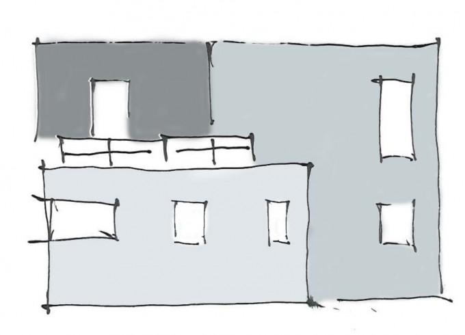 Thumbnail for Ein weißes Haus