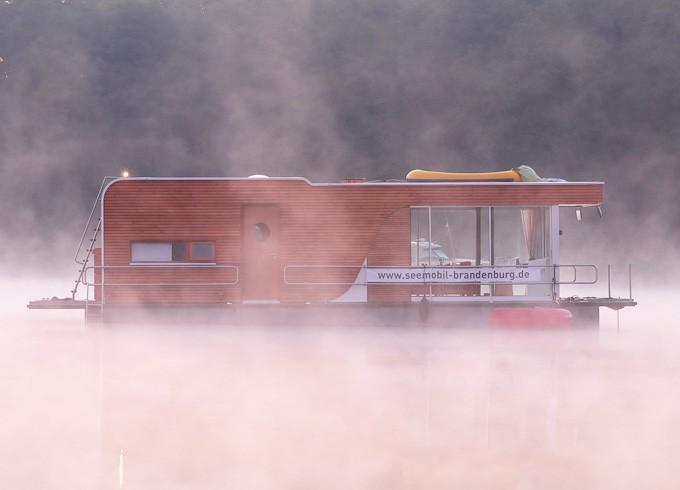 Thumbnail for Mit dem Hausboot auf der Havel