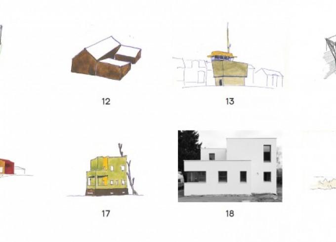 """Thumbnail for Werkausstellung """"Von der Skizze zur Architektur"""""""